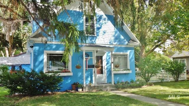1718 N 28th St, Boise, ID 83703 (MLS #98806977) :: Trailhead Realty Group