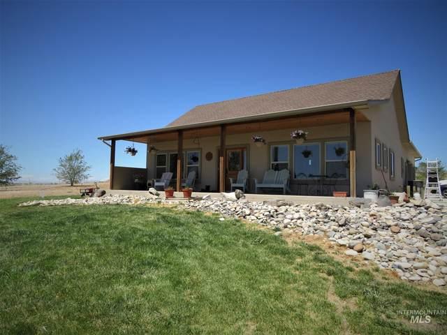 1528 Vale View Road, Vale, OR 97918 (MLS #98806980) :: Scott Swan Real Estate Group