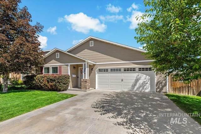 254 E Kaibab Trail Street, Meridian, ID 83646 (MLS #98806982) :: Build Idaho