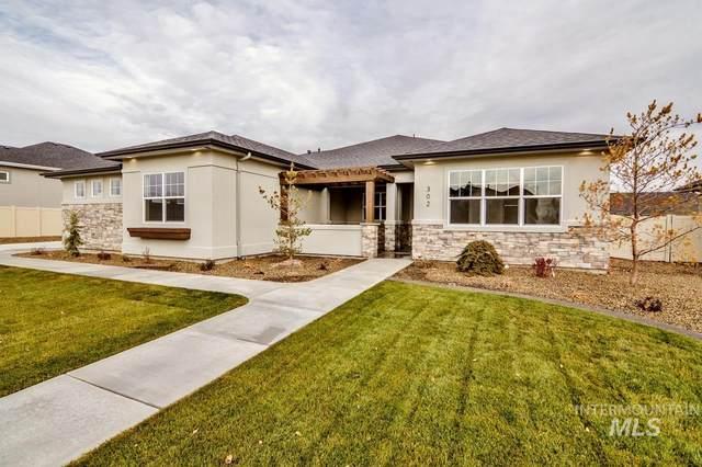697 S Bristol Lane, Nampa, ID 83687 (MLS #98806983) :: Build Idaho