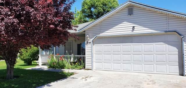 214 N Jefferson, Nampa, ID 83651 (MLS #98807022) :: Michael Ryan Real Estate