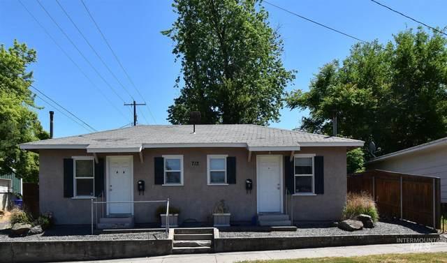 713 9th Street, Lewiston, ID 83501 (MLS #98807040) :: The Bean Team