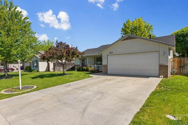 710 Cromwell St, Caldwell, ID 83605 (MLS #98807051) :: Michael Ryan Real Estate