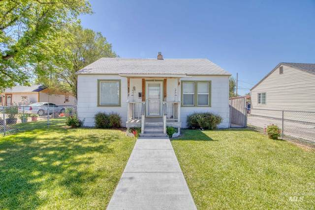 332 Witt St, Twin Falls, ID 83301 (MLS #98807072) :: Team One Group Real Estate