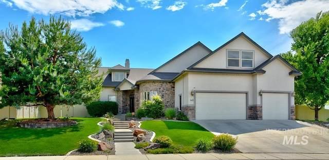 445 E Fallingbranch Dr., Meridian, ID 83642 (MLS #98807081) :: Build Idaho