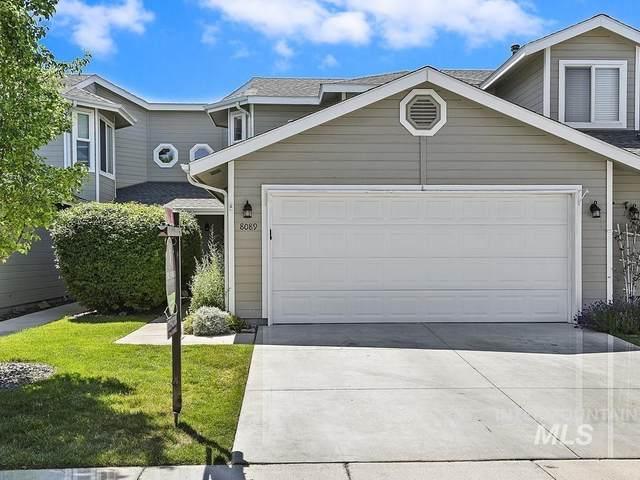 8089 W San Fernando Ct, Boise, ID 83704 (MLS #98807094) :: Build Idaho