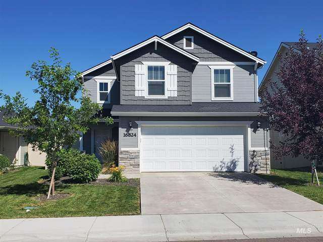 16824 N Breeds Hill Ave, Nampa, ID 83687 (MLS #98807107) :: Trailhead Realty Group