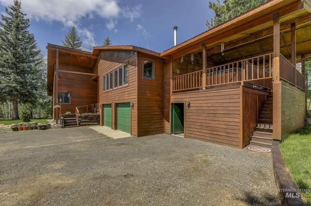 14060 Deerfield Road, Mccall, ID 83638 (MLS #98807109) :: Scott Swan Real Estate Group
