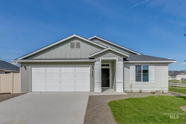 12749 Lignite Drive, Nampa, ID 83651 (MLS #98807110) :: Scott Swan Real Estate Group