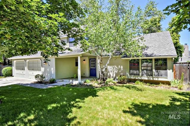 3312 S Snowflake Way, Boise, ID 83706 (MLS #98807113) :: Michael Ryan Real Estate