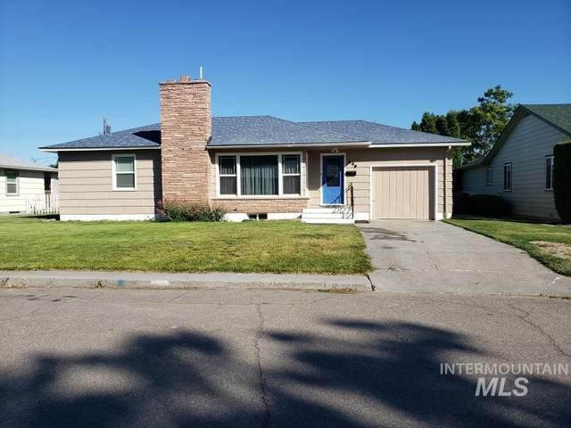 809 Reece Avenue, Nyssa, OR 97913 (MLS #98807124) :: Michael Ryan Real Estate