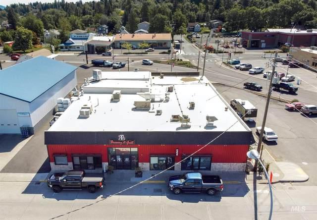 308 N Jackson Street, Moscow, ID 83843 (MLS #98807139) :: Idaho Life Real Estate