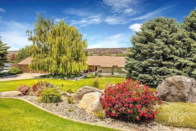 132 Country Club Drive, Buhl, ID 83316 (MLS #98807149) :: Beasley Realty