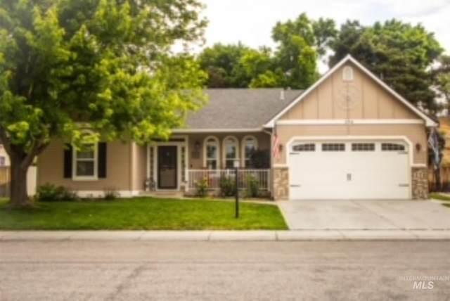 894 E Monarch St, Eagle, ID 83616 (MLS #98807156) :: Michael Ryan Real Estate