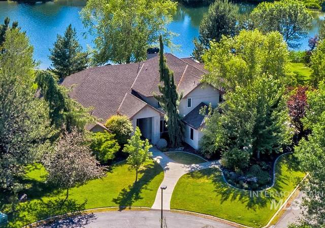 1597 S Whitby Ln, Eagle, ID 83616 (MLS #98807157) :: Juniper Realty Group
