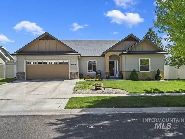 1989 W Pine Creek Dr., Nampa, ID 83686 (MLS #98807159) :: Scott Swan Real Estate Group