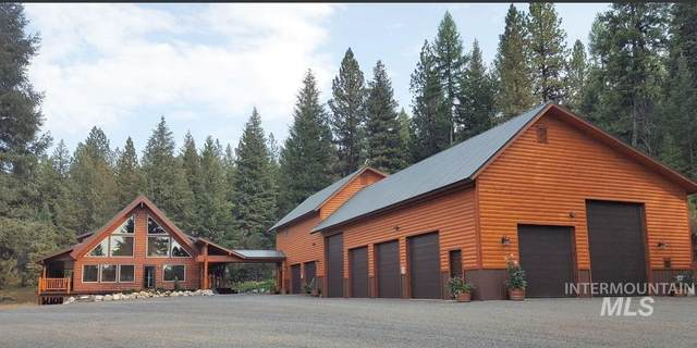 2652 Rim Road, New Meadows, ID 83654 (MLS #98807178) :: Team One Group Real Estate