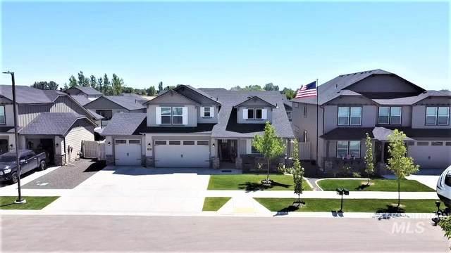 6125 W Mattawa, Meridian, ID 83646 (MLS #98807186) :: Scott Swan Real Estate Group