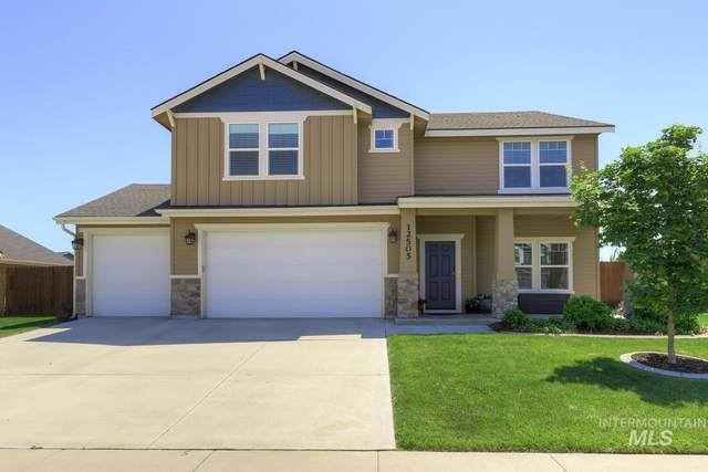 12505 W Kempshire Ct., Star, ID 83669 (MLS #98807195) :: City of Trees Real Estate