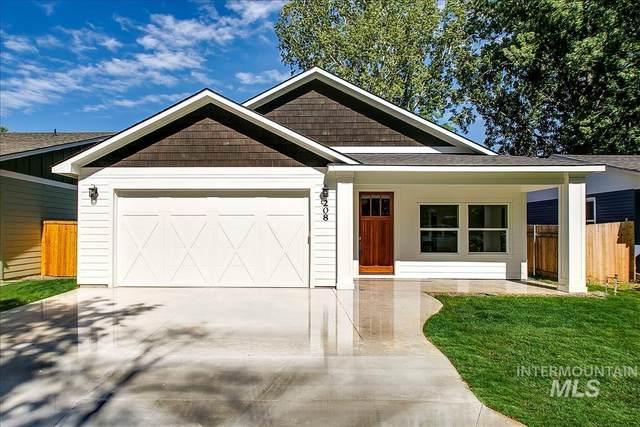 208 Randall, Boise, ID 83705 (MLS #98807211) :: Epic Realty