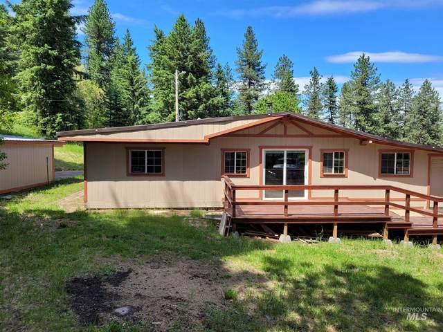 833 Kidder Ridge Rd, Kamiah, ID 83536 (MLS #98807225) :: Team One Group Real Estate