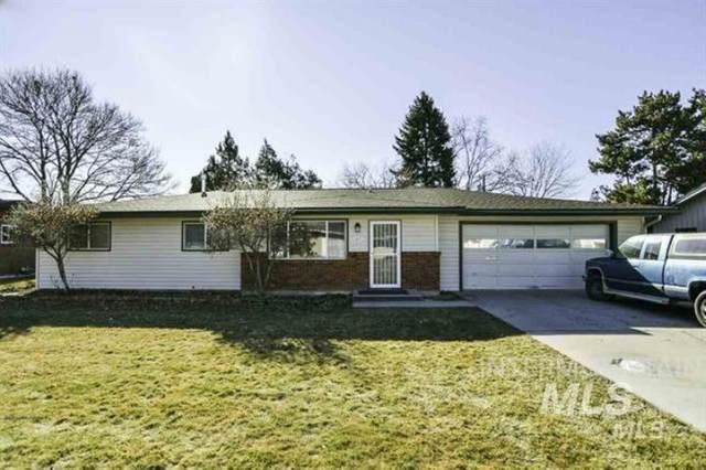 423 W Bird Ave, Nampa, ID 83686 (MLS #98807231) :: Scott Swan Real Estate Group