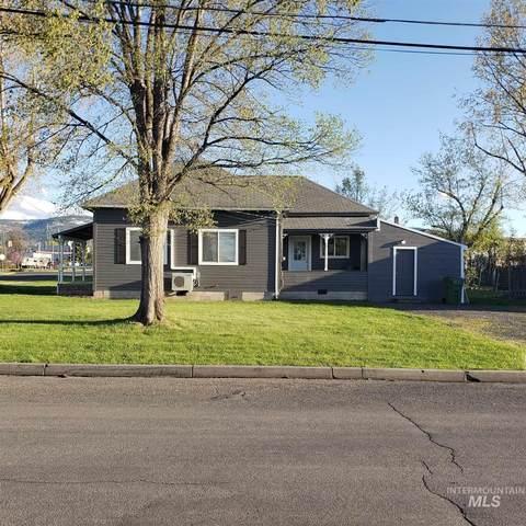 214 N Idaho Avenue, Grangeville, ID 83530 (MLS #98807243) :: Epic Realty