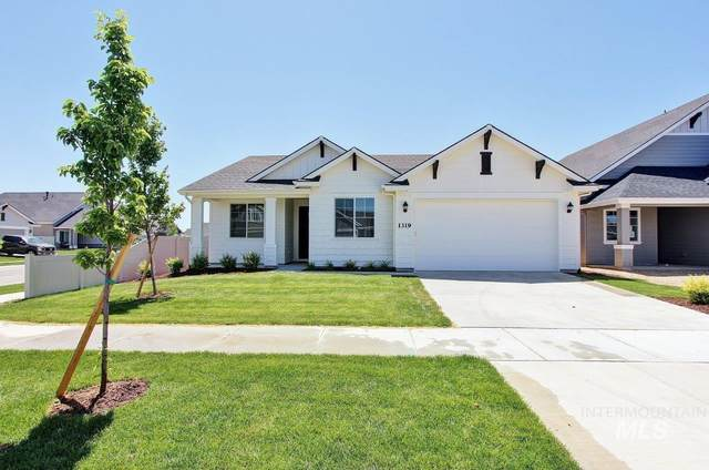 1319 E Whig Dr, Kuna, ID 83634 (MLS #98807244) :: Build Idaho