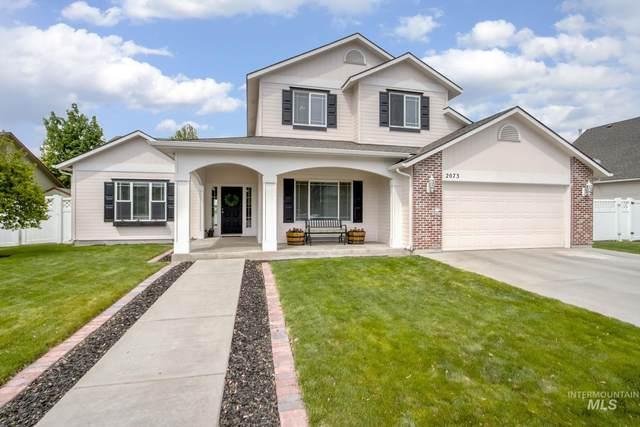 2073 N Beartooth Way, Meridian, ID 83642 (MLS #98807251) :: Scott Swan Real Estate Group