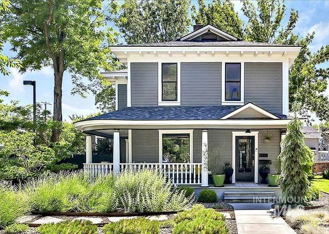 1209 W Hays St, Boise, ID 83702 (MLS #98807291) :: Trailhead Realty Group