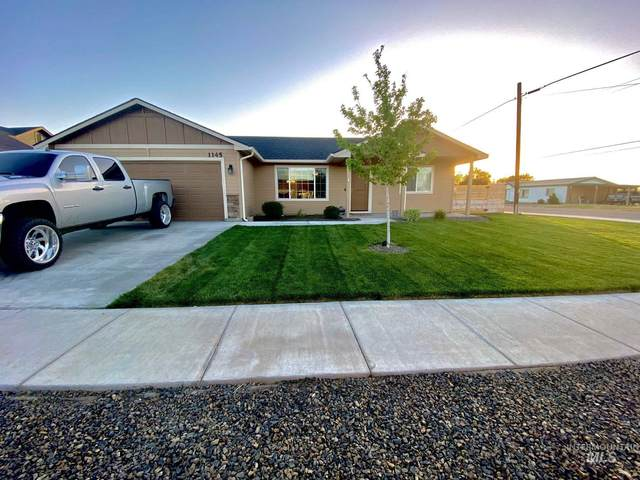 1145 W 10th, Weiser, ID 83672 (MLS #98807310) :: Team One Group Real Estate