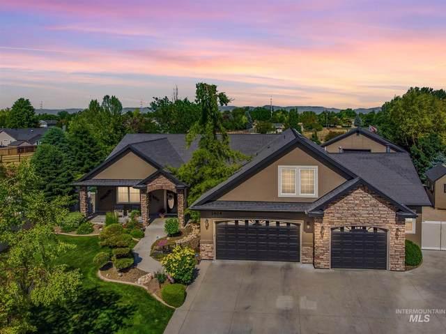 2404 N Oconner Ave, Meridian, ID 83646 (MLS #98807313) :: Navigate Real Estate