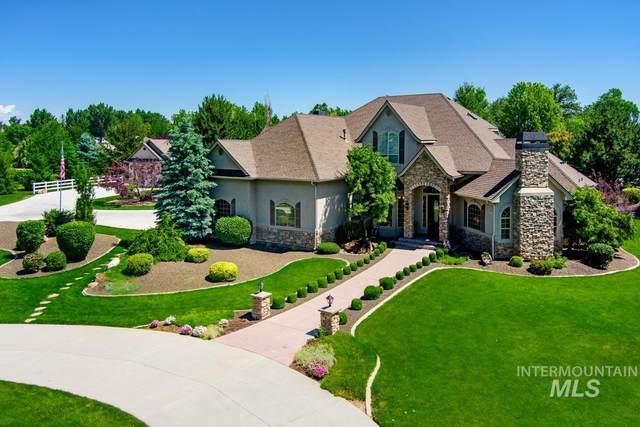 3344 W Haley Dr, Eagle, ID 83616 (MLS #98807317) :: Jon Gosche Real Estate, LLC