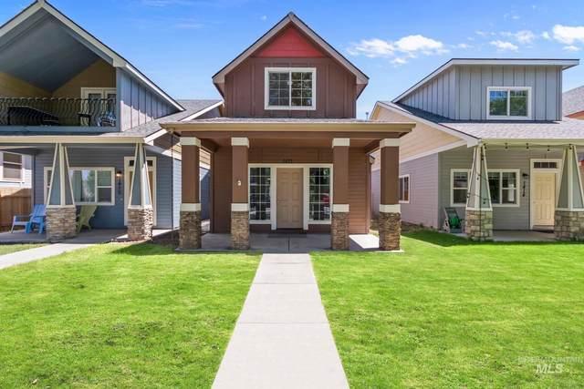 1412 S Denver Ave., Boise, ID 83706 (MLS #98807323) :: Beasley Realty