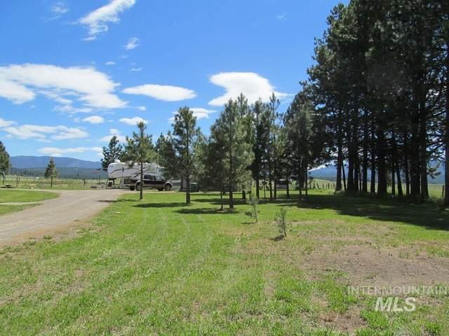 11380 Lloyd Ct, Cascade, ID 83611 (MLS #98807327) :: Boise River Realty