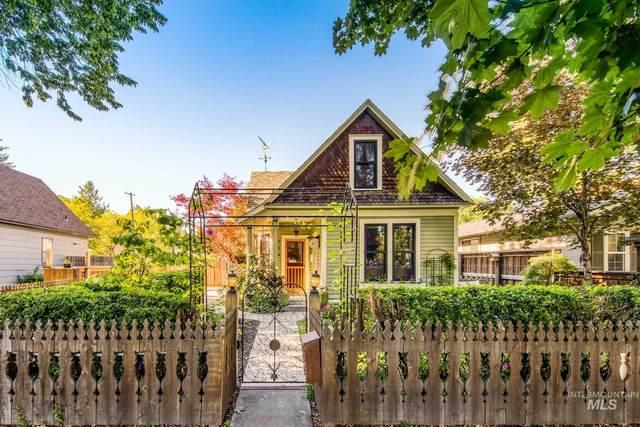 714 E Mckinley, Boise, ID 83712 (MLS #98807332) :: Michael Ryan Real Estate