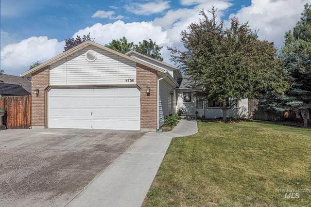 4766 N Bruxelles Ave, Boise, ID 83704 (MLS #98807334) :: Silvercreek Realty Group