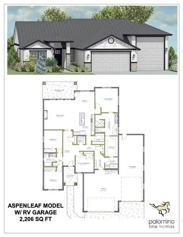 3807 Palisade Ave, Caldwell, ID 83605 (MLS #98807338) :: Trailhead Realty Group