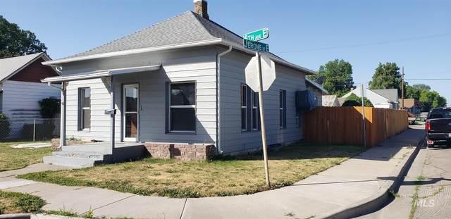 406 E 6th Ave, Twin Falls, ID 83301 (MLS #98807340) :: Silvercreek Realty Group