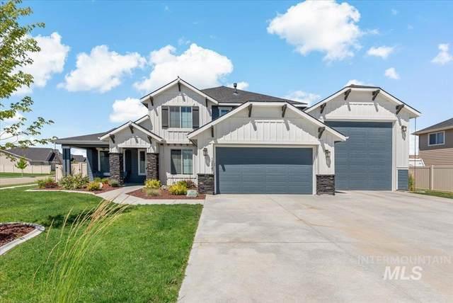 12847 S Orenco Way, Nampa, ID 83686 (MLS #98807341) :: Boise Home Pros