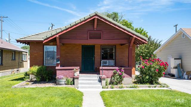 1227 Normal Ave, Burley, ID 83318 (MLS #98807342) :: Team One Group Real Estate