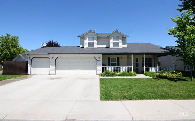 9750 W Leo Dr, Boise, ID 83709 (MLS #98807345) :: Team One Group Real Estate