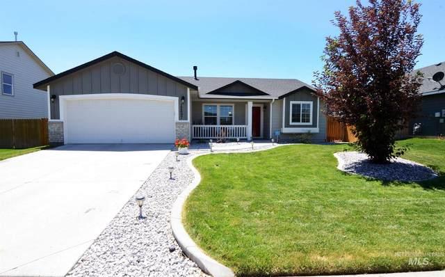 12697 Brownstone St, Nampa, ID 83651 (MLS #98807346) :: Build Idaho