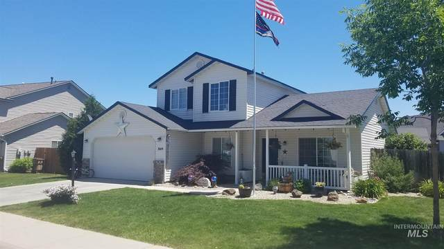 3019 E Gala Trail, Emmett, ID 83617 (MLS #98807349) :: Build Idaho