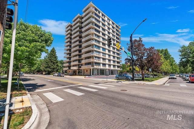 200 N 3rd Street #902, Boise, ID 83702 (MLS #98807350) :: Scott Swan Real Estate Group