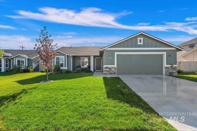 2312 N Doe Ave, Kuna, ID 83634 (MLS #98807357) :: Trailhead Realty Group