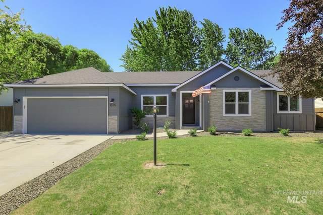 1075 W Greenhead, Meridian, ID 83642 (MLS #98807369) :: Scott Swan Real Estate Group