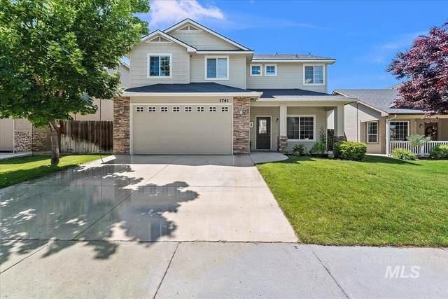 3741 N Buckstone Avenue, Meridian, ID 83646 (MLS #98807382) :: Trailhead Realty Group