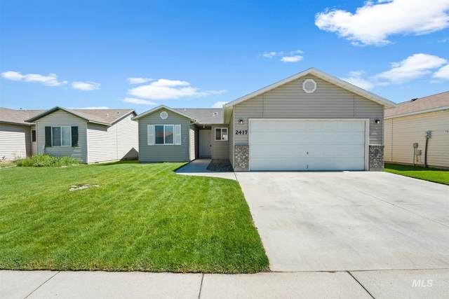 2417 Gosling St, Caldwell, ID 83605 (MLS #98807386) :: Epic Realty
