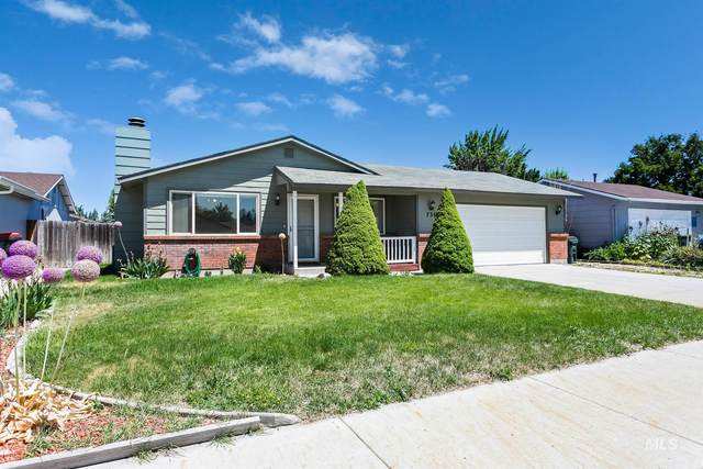 736 W Fulmer Ct, Meridian, ID 83642 (MLS #98807392) :: Team One Group Real Estate